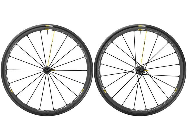 Mavic Ksyrium Pro Exalith Wheelset Shimano 25 black